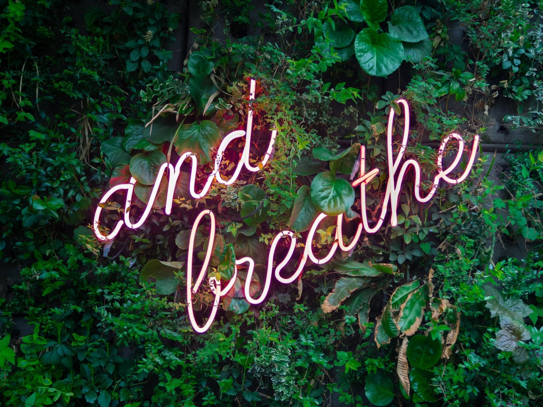 hengitä syvään