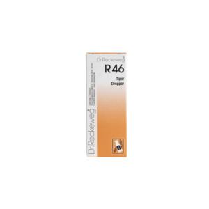 Reckeweg R46 homeopaattiset tipat
