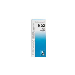 Reckeweg R52 homeopaattiset tipat