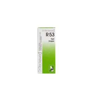 Reckeweg R53 tipat