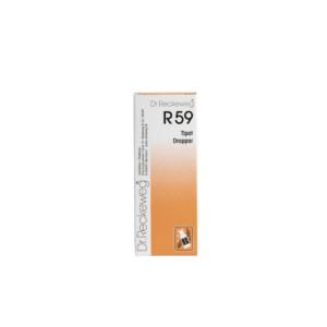 Reckeweg R59 homeopaattiset tipat