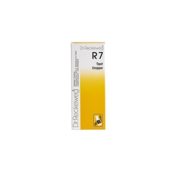 Reckeweg R7 homeopaattinen valmiste