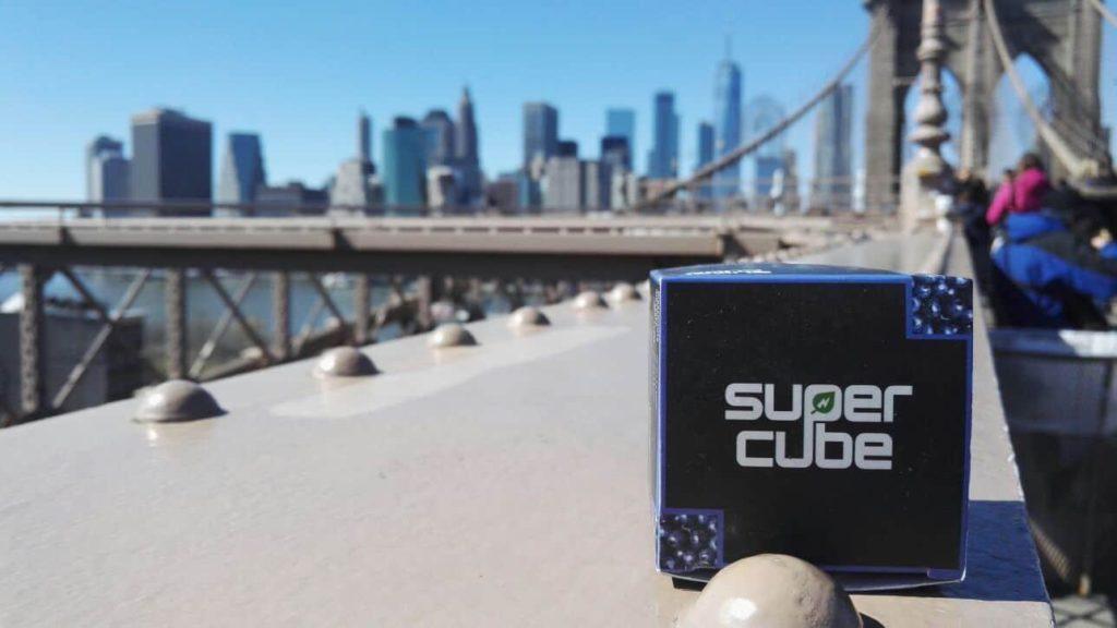Supercuben pakurieliksiiri on todellinen voimajuoma