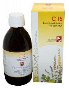 Dr. Reckeweg R15 avulla voit saada puhtia ja energiaa takaisin ja hallitset paremmin raskaammatkin jaksot elämässäsi.