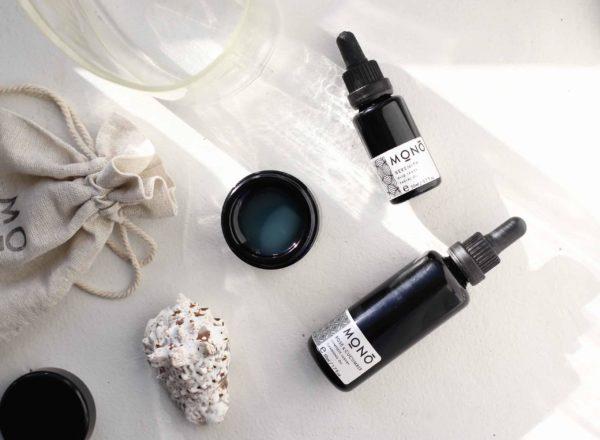 Esittelyssä Mono Naturoilsin ylelliset ihonhoitotuotteet