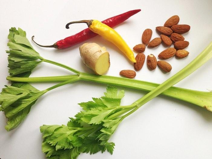 Mantelilla, chilillä, sellerillä ja monilla muilla luonnonantimilla on vaikutusta sukupuolielämän vilkkauteen.