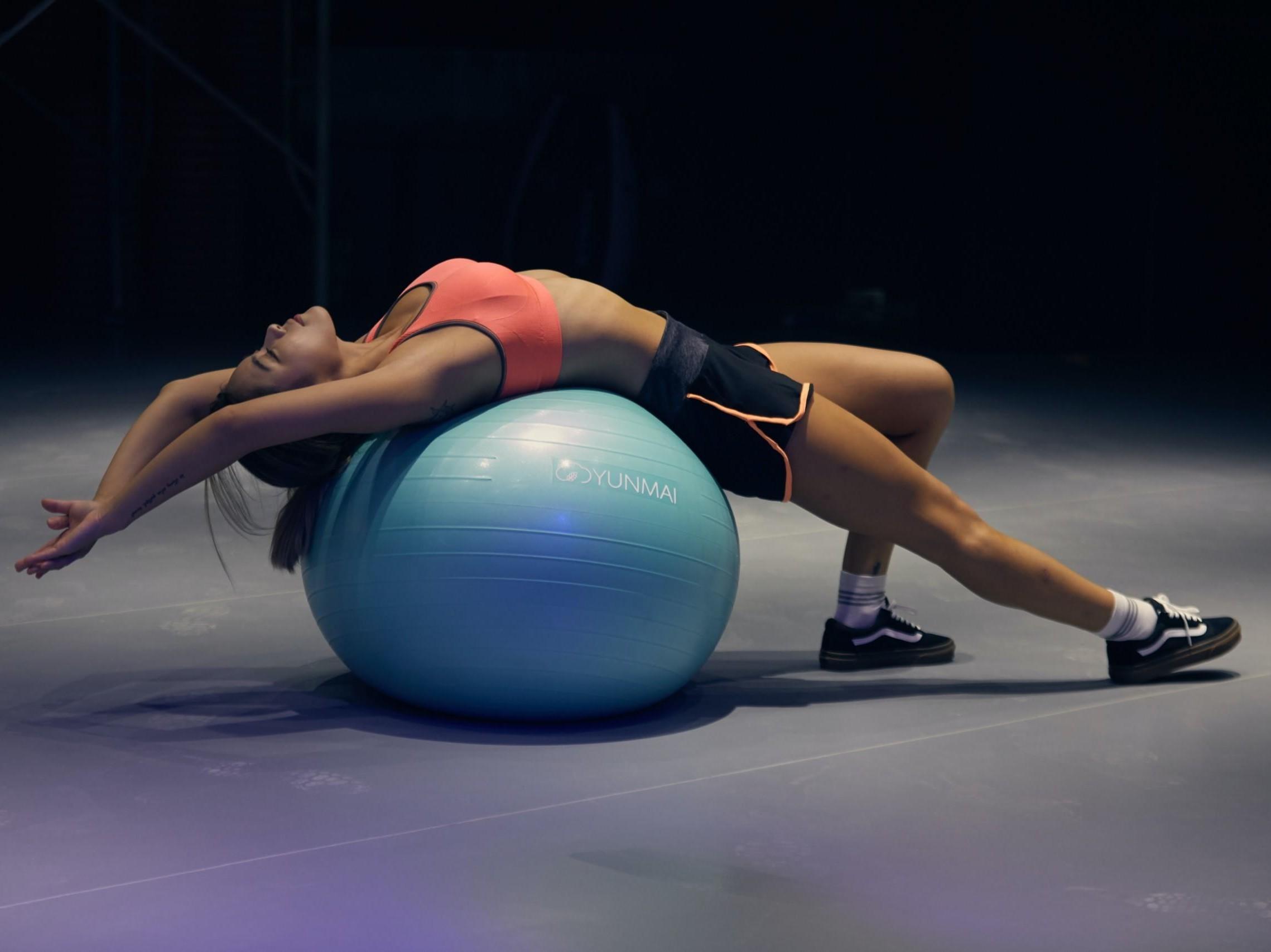 Joogasta on myös apua hormonitasapainon parantamiseksi