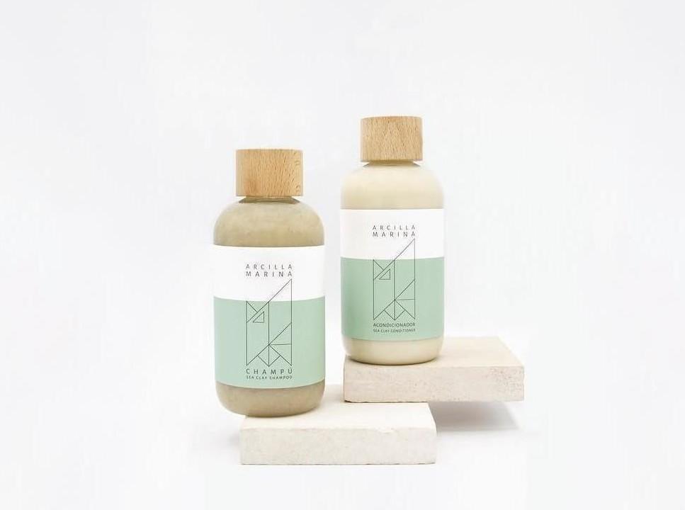 Per Purr savea sisältävä syväpuhdistava shampoo ja hoitoaine