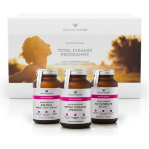 Total Cleanse Programme detox paketti