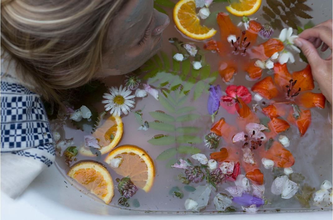 kylpyhetki äidille