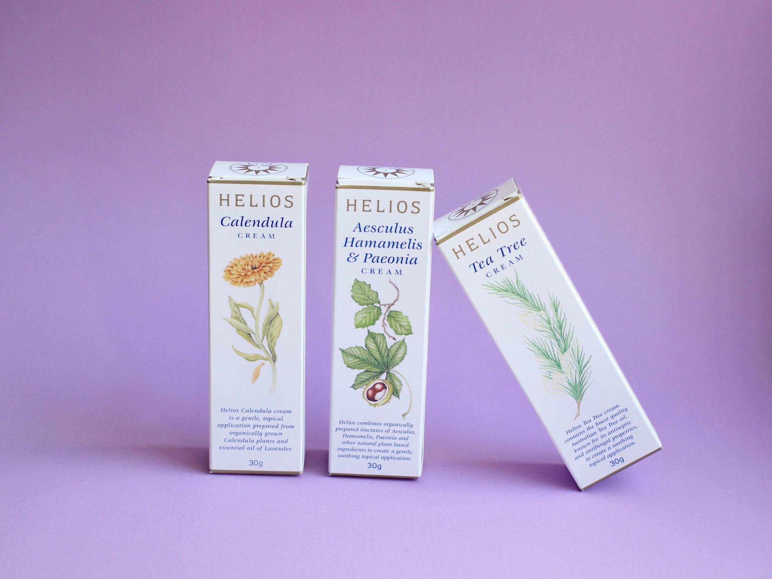 helios voiteet