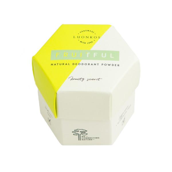 luonkos fruitful deodorantti