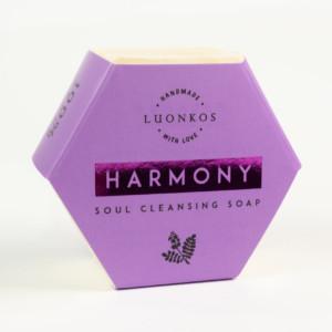 luonkos harmony saippua