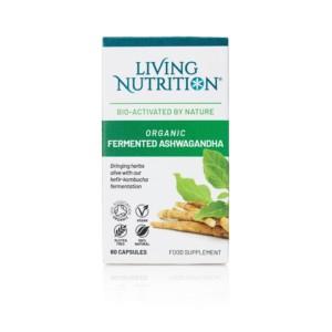 living nutrition ashwagandha