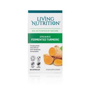 living nutrition luomu kurkuma