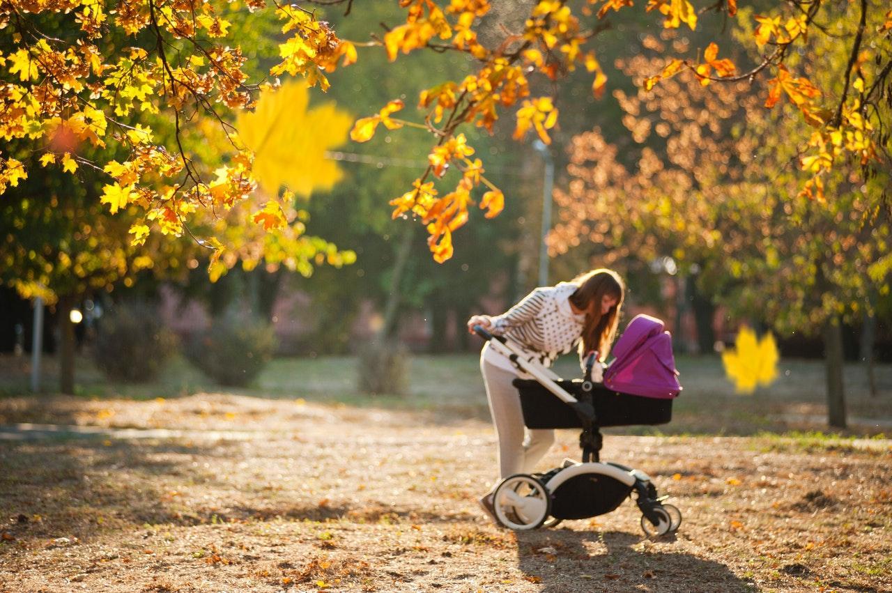 kävely synnytyksen jälkeen