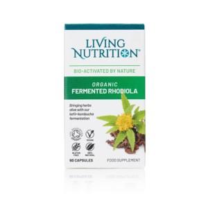living nutrition ruusujuuri