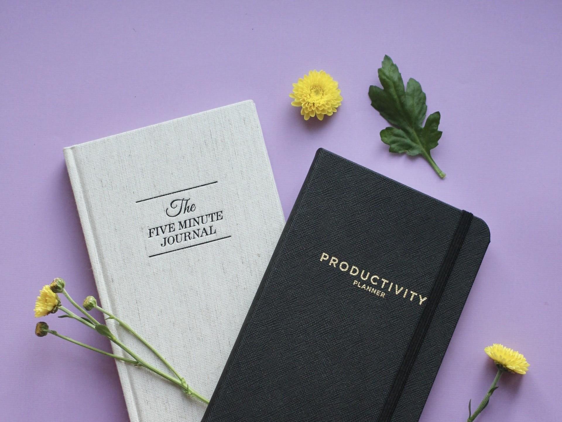 midfulness päiväkirjat
