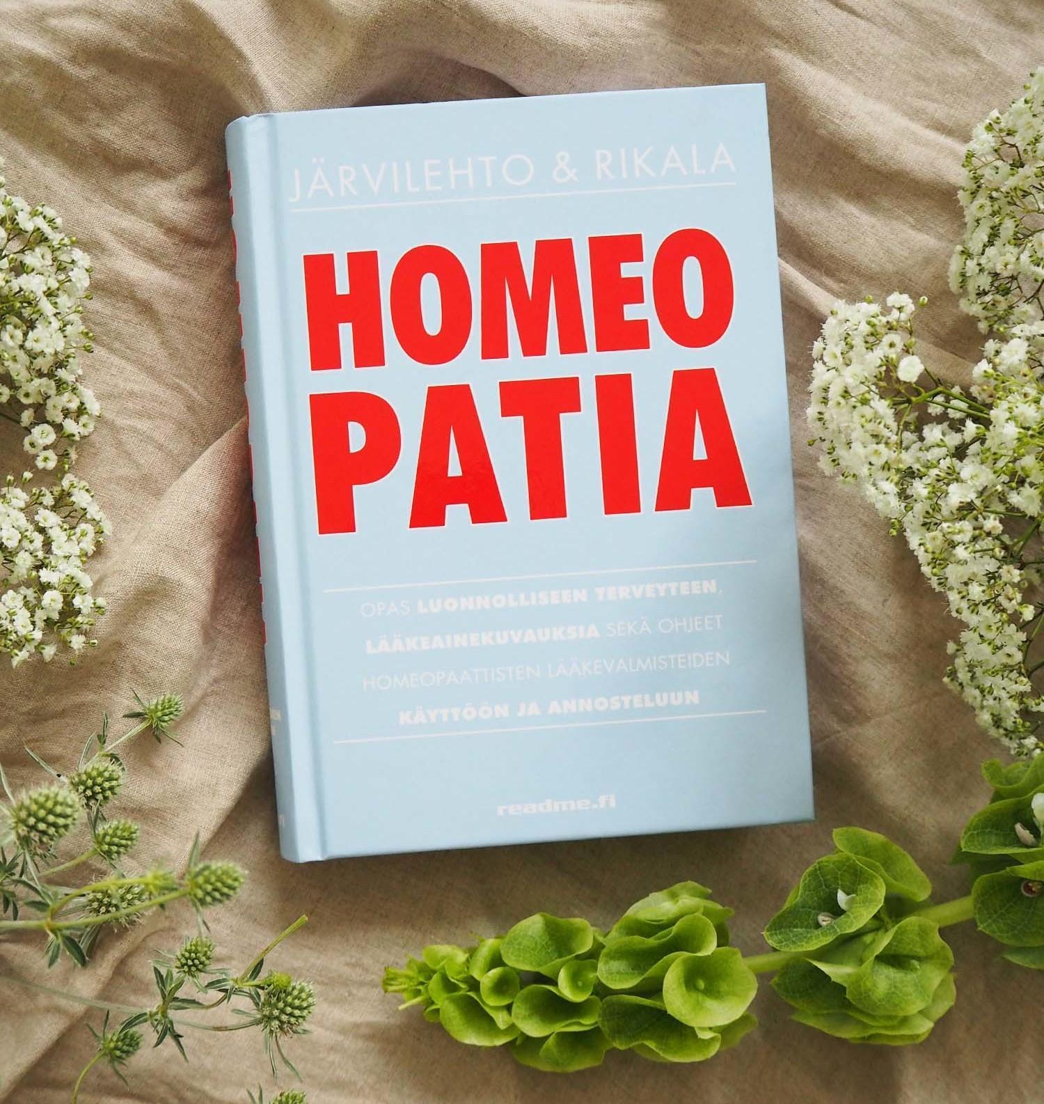 homeopatia kirja