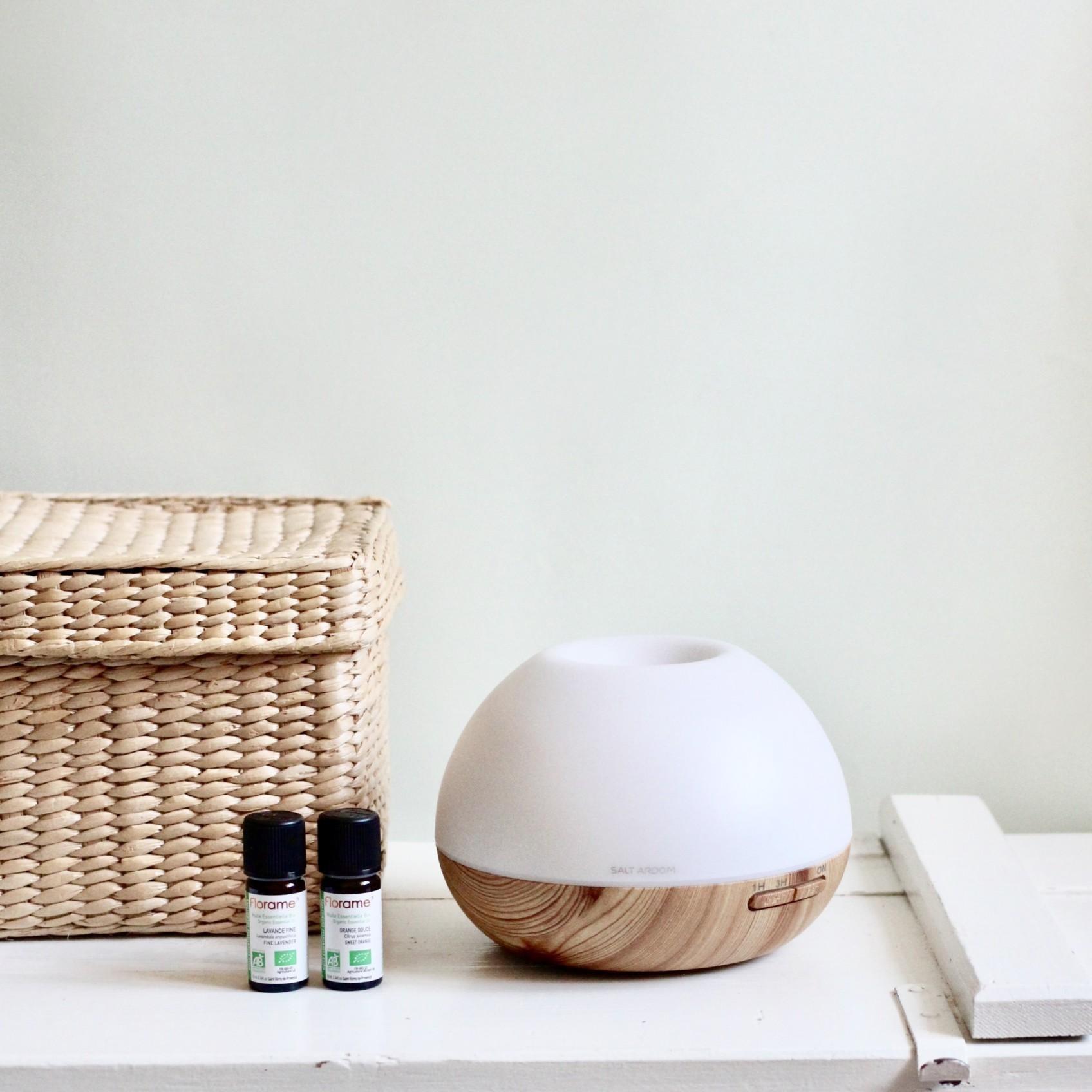 suolaterapia ja aromaterapia