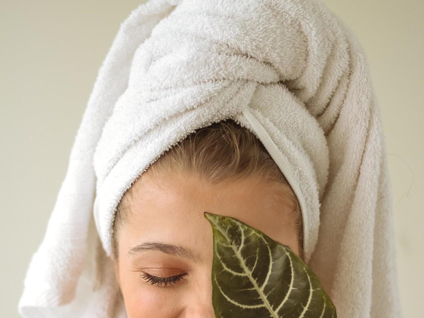 stressaantuneiden hiusten hoito